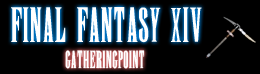 final fantasy xiv unknown gathering point